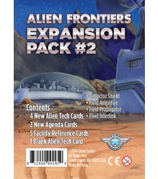 Produkt Alien Frontiers: Expansion Pack 2