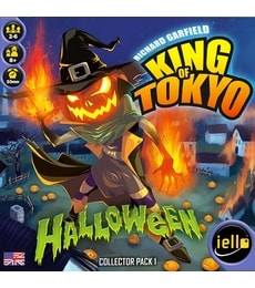Produkt King of Tokyo: Halloween Collector Pack 1