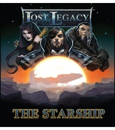 Produkt Lost Legacy: The Starship