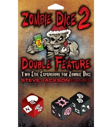 Produkt Zombie Dice 2: Double Feature