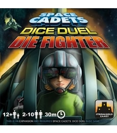 Produkt Space Cadets: Dice Duel - Die Figter