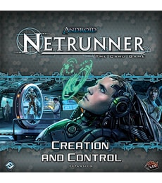 Produkt Netrunner: Creation and Control Expansion