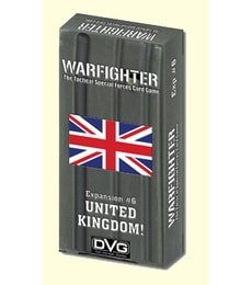 Produkt Warfighter Expansion 6: United Kingdom