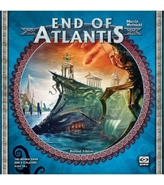 Produkt End of Atlantis: Revised Edition