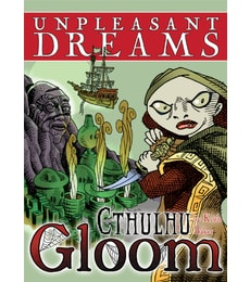 Produkt Cthulhu Gloom: Unpleasant Dreams