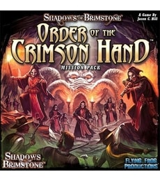 Produkt Shadows of Brimstone: Order of the Crimson Hand