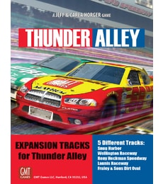 Produkt Thunder Alley - Expansion Tracks