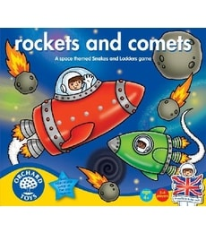 Produkt Rakety a komety (Rockets and comets)