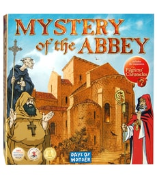 Produkt Mystery of the Abbey
