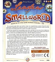 Produkt Small World - Leaders