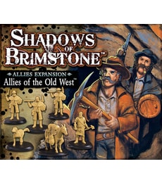 Produkt Shadows of Brimstone: Allies of the Old West
