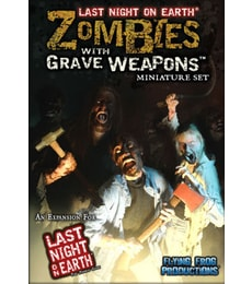 Produkt LNoE: Zombies with Grave Weapons set