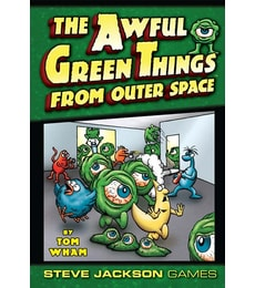 Produkt The Awful Green Things From Outer Space