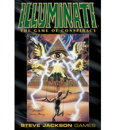 Produkt Illuminati: The Game of Conspiracy
