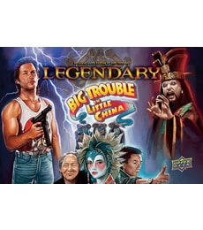 Produkt Legendary: Big Trouble in Little China (poškozený obal)
