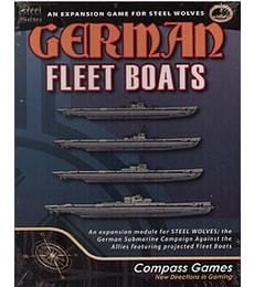Produkt Steel Wolves: German Fleet Boats