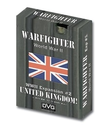 Produkt Warfighter: United Kingdom!