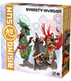 Produkt Rising Sun: Dynasty Invasion