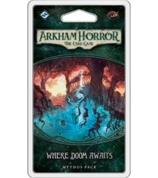 Produkt Arkham Horror: The Card Game - Where Doom Awaits