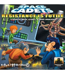 Produkt Space Cadets: Resistance is Mostly Futile