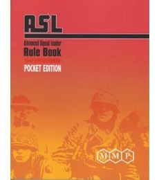 Produkt ASL Rulebook: Pocket Edition