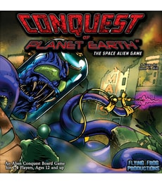 Produkt Conquest of Planet Earth