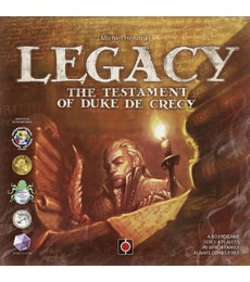 Produkt Legacy: The Testament of Duke de Crecy