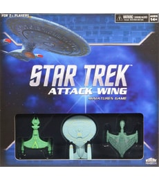 Produkt Star Trek: Attack Wing - Miniatures Game