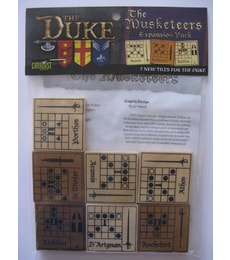 Produkt The Duke: The Musketeers Expansion Pack