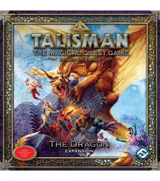 Produkt Talisman - The Dragon Expansion