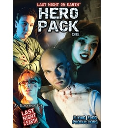 Produkt Last Night on Earth: Hero Pack One