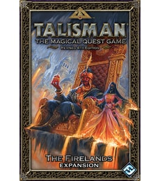 Produkt Talisman - The Firelands Expansion