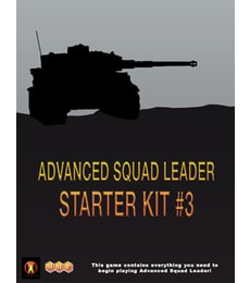 Produkt Advanced Squad Leader: Starter Kit 3