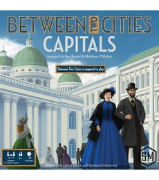 Produkt Between Two Cities: Capitals