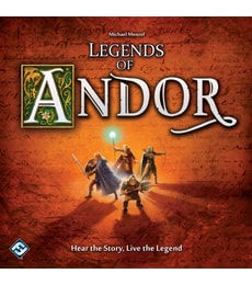 Produkt Legends of Andor
