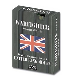 Produkt Warfighter: United Kingdom 2!