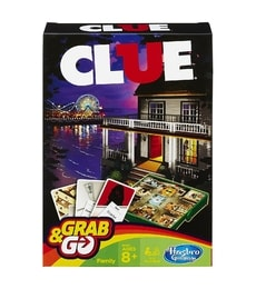 Produkt Cluedo: Grab and Go