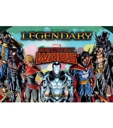 Produkt Legendary: Secret Wars