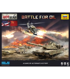 Produkt Hot War: The Battle for Oil
