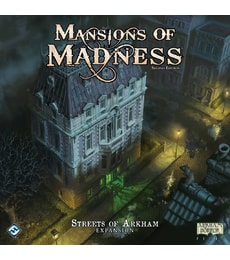 Produkt Mansions of Madness: Streets of Arkham