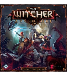 Produkt The Witcher (Zaklínač) - Adventure Game