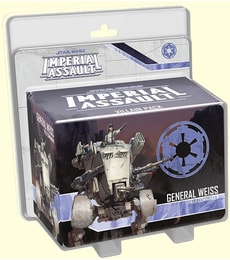 Produkt Imperial Assault Villain Pack: General Weiss
