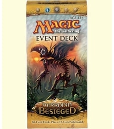 Produkt Mirrodin Besieged - Event Decks: Infect & Defile