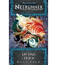 Produkt Netrunner: Up And Over Data Pack