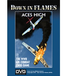 Produkt Down in Flames : Aces High