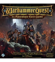 Produkt Warhammer Quest: The Adventure Card Game