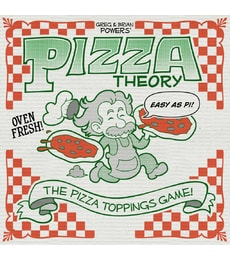 Produkt Pizza Theory - The Pizza Toping Game