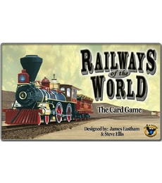 Produkt Railways of the World: The Card Game