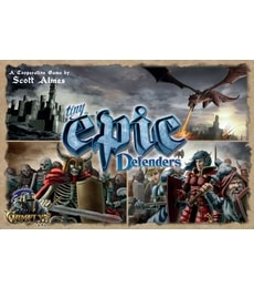 Produkt Tiny Epic Defenders