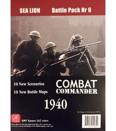 Produkt Combat Commander: 1940 - Sea Lion